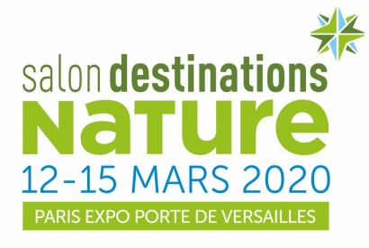 Chamina Edition au salon Destination Nature Paris